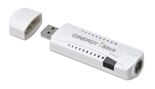 TerraTec Cinergy T Stick RC (DVB-T, Fernbedienung, USB 2.0)
