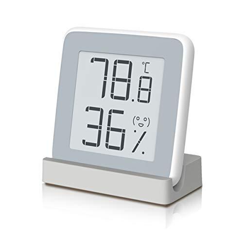 Homidy Hygrometer digital innen Thermometer innen mit Schweizer hochpräzise Sensirion Digitalsensoren,2018 reddot Award Winner,Hygrometer-Thermometer für Innenraum