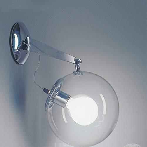 Wandleuchte Nordic Wanddekor Lampe Kreative Moderne Einfache Wandleuchte Schlafzimmer Nachttischlampe Home Deco Leuchten (Deco-leuchten)
