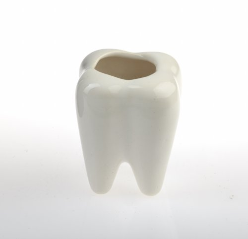 by-Bers CarryS - Zahnstocherhalter in weiß die wohl süßesten Salzstreuer der Welt - Kuh-zahnstocher Halter