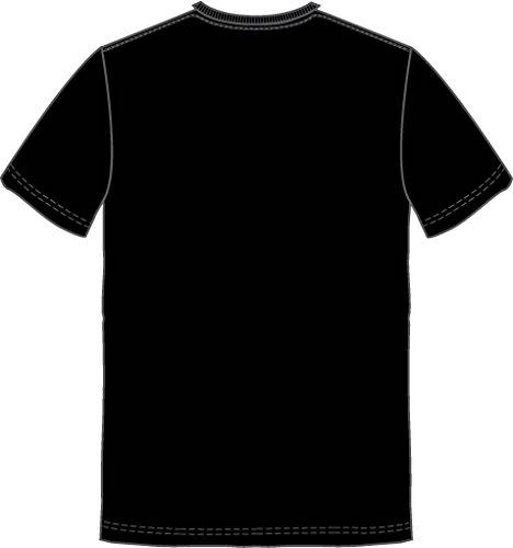 O'Neill Jacks Base T-Shirt Herren schwarz - black out