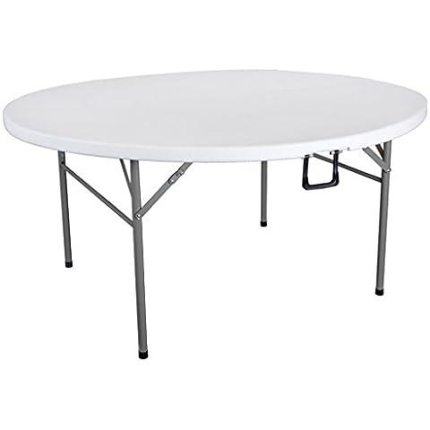Pieghevoli Tavoli da pranzo e sedie Tavolo per esterni portatili