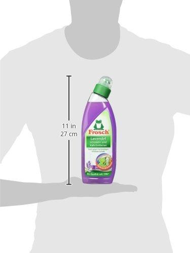 Frosch Lavendel Urinstein und Kalk-Entferner, 750 ml - 3