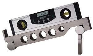 Fowler FOW74-440-600 9 po. Niveau laser -lectronique