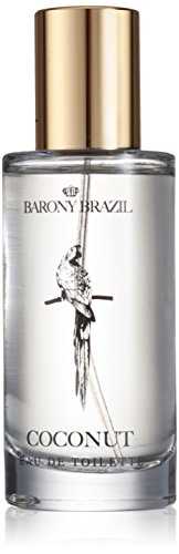 Barony Brazil Coconut Eau de Toilette, 50ml (Kokos-vanille Toilette De Eau)