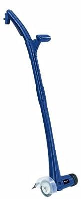 Einhell Elektrischer Fugenreiniger BG-EG 1410 (140 W, 1200 U/min, Bürstendurchmesser 100 mm, inkl. Stahl- und Nylonbürste)