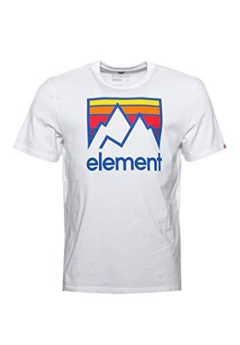 Link T-Shirt - Optic White Größe: L Farbe: Optic White Element Herren