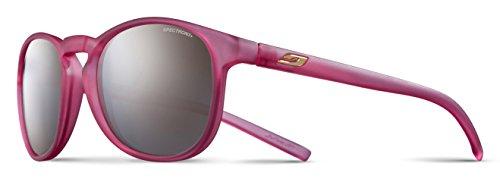 Julbo Fame Sonnenbrille Mädchen, rosa transparent matt