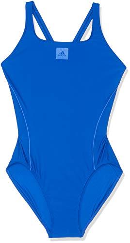 adidas Damen Infinitex ECS 1 Piece Badeanzug Collegiate Royal/Hi-Res Blue 36