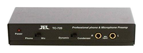 Fixapart PRE AMP-MIC Professioneller Phono, Mikrofon Vorverstärker
