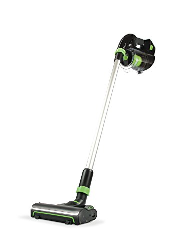 Gtech 1-03-072 Power Floor K9 Vacuum Cleaner, 140 W, Grey/Green/Black