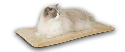 Artikelbild: Katzenbed Thermo-Kitty mit Kissen Colour: Sage