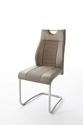 2 Stühle Tito, Schwinger, Schwingstuhl, Freischwinger