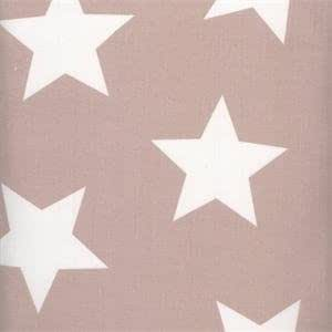 Au maison oilcloth star giant dusty rose for Au maison oilcloth