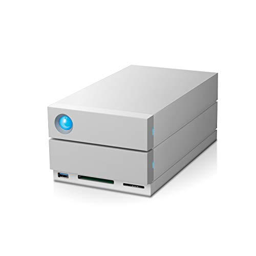 LaCie ST GB12000400 2big Dock Thunderbolt 3