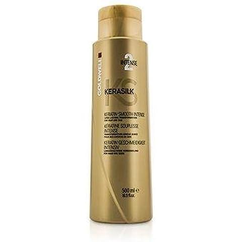Goldwell Kerasilk Keratin Smooth Intense - Long Lasting Transformation (For Hair Like Silk) 500ml