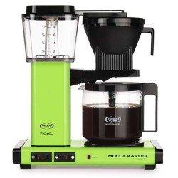 Moccamaster KBG 741 grün Filterkaffeemaschine