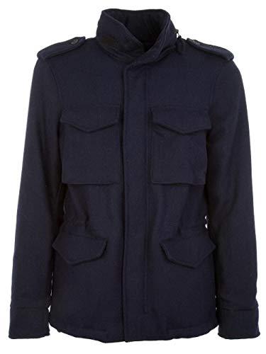 ASPESI Giacca Outerwear Uomo I5acg20934594097 Lana Blu