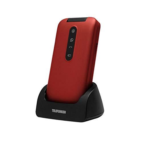 Telefunken TM 360 Cosi Red