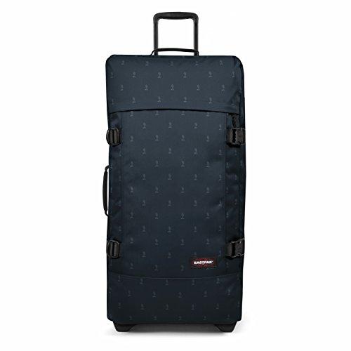 Eastpak TRANVERZ L Bagage Cabine, 79 cm, 121 liters, Bleu (Mini Cactus)