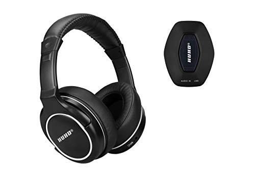 2.4G USB Auriculares inalámbricos de Aplicable con PS4 Nintendo switch y PC, almohadillas suaves y cómodas para orejas y alta calidad