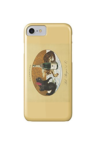 champagne-pol-roger-c-1921-vintage-poster-iphone-7-cell-phone-case-slim-barely-there