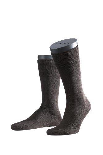 FALKE Herren Socken 14662 Tiago Business SO, Gr. 45/46 Braun