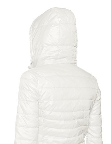 ONLY Damen Jacke Onltahoe Spring Hooded Jacket Cc Otw Weiß (Cloud Dancer)