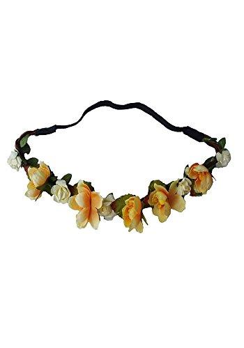 wtb-womens-girls-flower-fairy-bohemian-braid-wedding-beach-tiara-crown-hair-headband-light-orange-bi