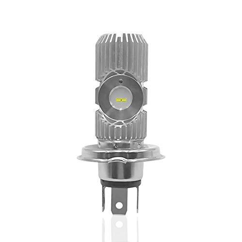 XuBa H4 moto phare à économie d'énergie LED 1500LM 18W faisceau accessoires lampe phare