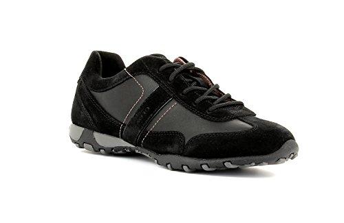 Geox, Sneaker donna, Nero (nero), 37