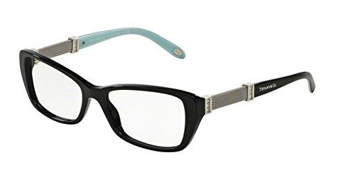 tiffany-co-brillen-fur-frau-2117b-8001-black-gestell-aus-metall-und-kunststoff-51mm