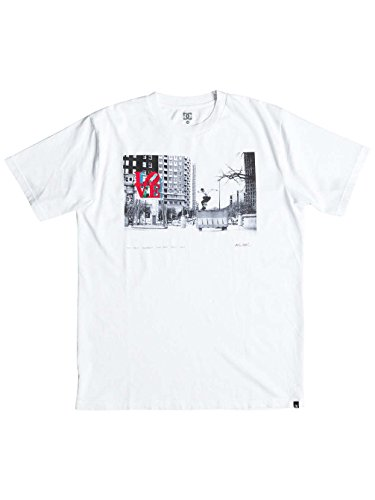 Herren T-Shirt DC Kalis Love T-Shirt Snow White