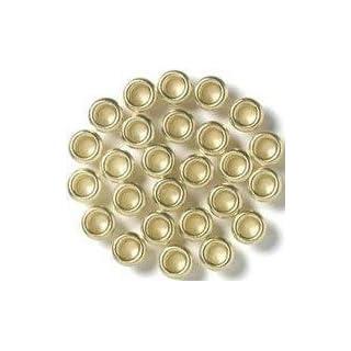 Velos 20320050 - No 1 Brass Eyelets 3.2mm Pk500