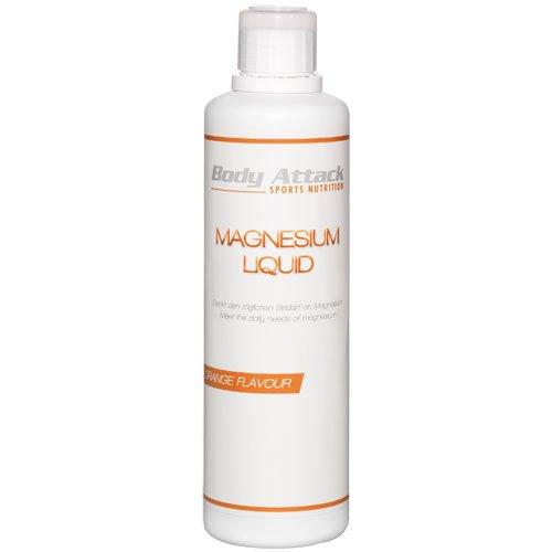 #Body Attack Magnesium Liquid, 500ml#