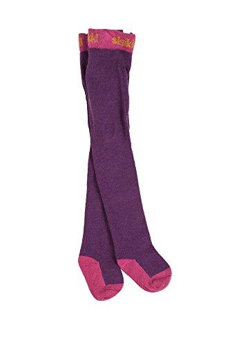 Sigikid Mädchen Strumpfhose, Baby, Violett (Prune Purple 951), 15-18 (Herstellergröße: 062/068)