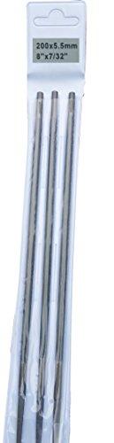 Véritable Rotatech 7/81,3 cm (5.5 mm) Lot de 3 fichiers de tronçonneuse à tailler Stihl Chaînes