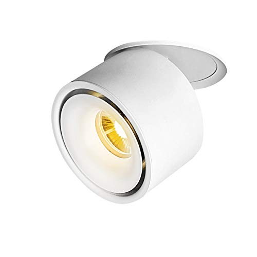 LANBOS 10W LED Luz de Techo Lamparas Focos LED Empotrables Techo LED...