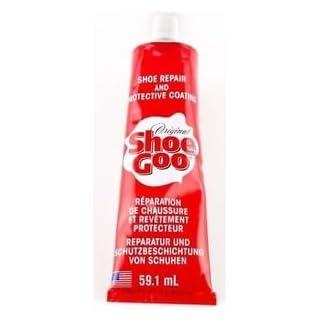 SHOE GOO Shoe Repair Glue 29.5ml 1 oz. Adhesive Waterproof Coating CLEAR EU10110231