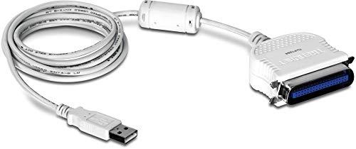 TRENDnet TU-P1284 - Convertidor USB Paralelo 1284