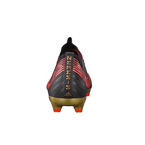 Scarpa Da Calcio Adidas Nemeziz 17.2 Fg Multicolor Da Uomo (c Nero C Nero Sol Re D)