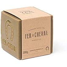 Fer à Cheval - Véritable Savon de Marseille à l'huile d'olive - Cube 300g