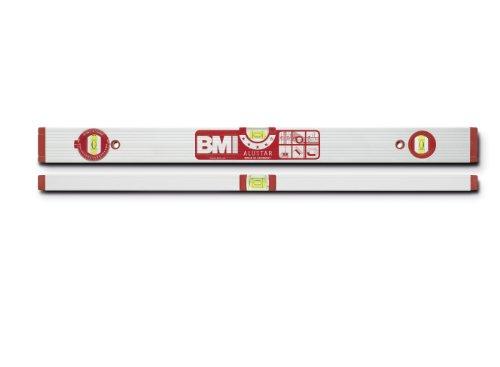 BMI 691120 Wasserwaage Alustar, Länge 120 cm, eloxiert