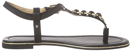 Another Pair of Shoes Sandra K1 -Infradito Donna Nero (Black 01)