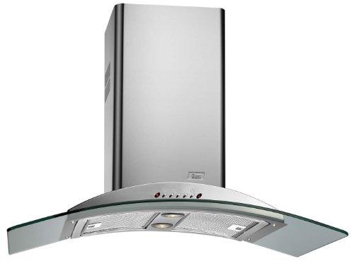 Teka DF 90 De pared 780m³/h - Campana (780 m³/h, Canalizado/Recirculación, De...