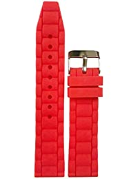 17929cb6f Amazon.in: Red - Watch Straps & Bands / Accessories: Watches