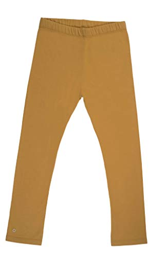 Orbasics Play-All-Day Leggings (4-5 Jahre (110), Honey Gold) (Leggings Mädchen Gold)