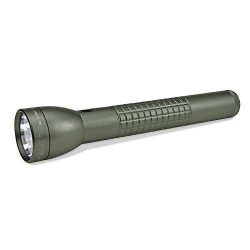 Maglite ML300LX Green - 625 Lumen 406m beam - 3D Cell - 3rd Gen LED torch