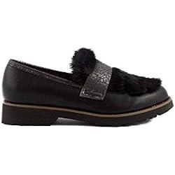 SHLEP , Damen Pumps, schwarz - Schwarz - Größe: 39