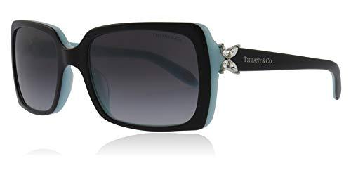 Tiffany & Co 4047B 80553C Lunettes de soleil Femme Noir/Bleu